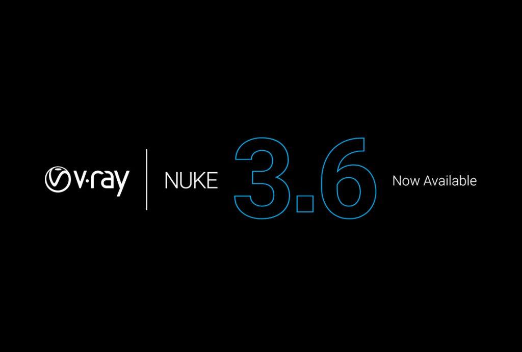 bản cập nhật V-Ray for Nuke 3.6