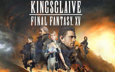 Bạn có biết? KINGSGLAIVE: FINAL FANTASY XV được thực hiện bởi V-Ray