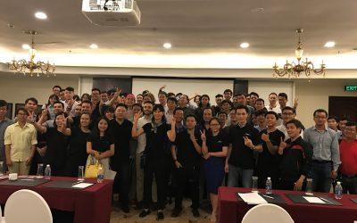 Sự kiện V-RAY DAY VIETNAM 2017 diễn ra thành công tại TPHCM